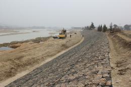 陆水干流重点河段(崇阳段)防洪治理工程C1标段