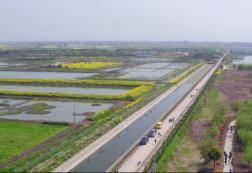 潜江市中小河流治理重点县综合整治和水系连通试点黄水、龙潭项目区工程 C2 标段